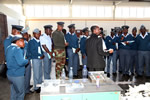 Airforce of Zimbabwe Courts HIT
