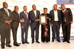 Vice Chancellor Honoured at Megafest 2017 National Business Awards