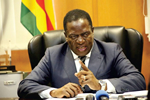 Congratulations to His Excellency, President of the Republic  of Zimbabwe. Cde E.D Mnangagwa