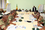 Study Visit by The Joint Command and Staff Course Number 30 of the Zimbabwe Defence College