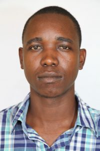 Fungayi Mukoko passport sized photo